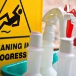 Los peligros de mezclar químicas de limpieza