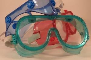 La protección ocular