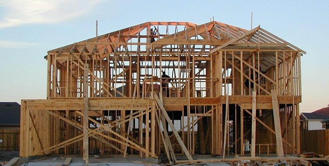 Protección contra caídas en la construcción residencial