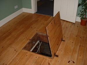floor-opening