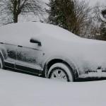 Consejos para el invierno: vehículo varado