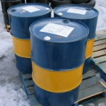 Working with Chemical Drums