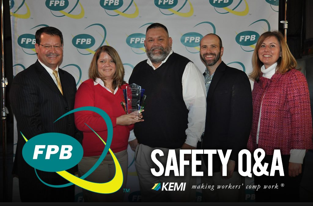 Safety Q&A with Frankfort Electric and Water Plant Board