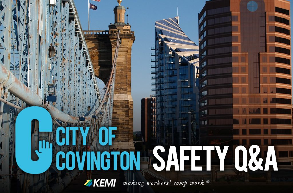 Safety Q&A with the City of Covington