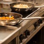 Kitchen Burn Safety
