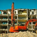 Seguridad con la demolición