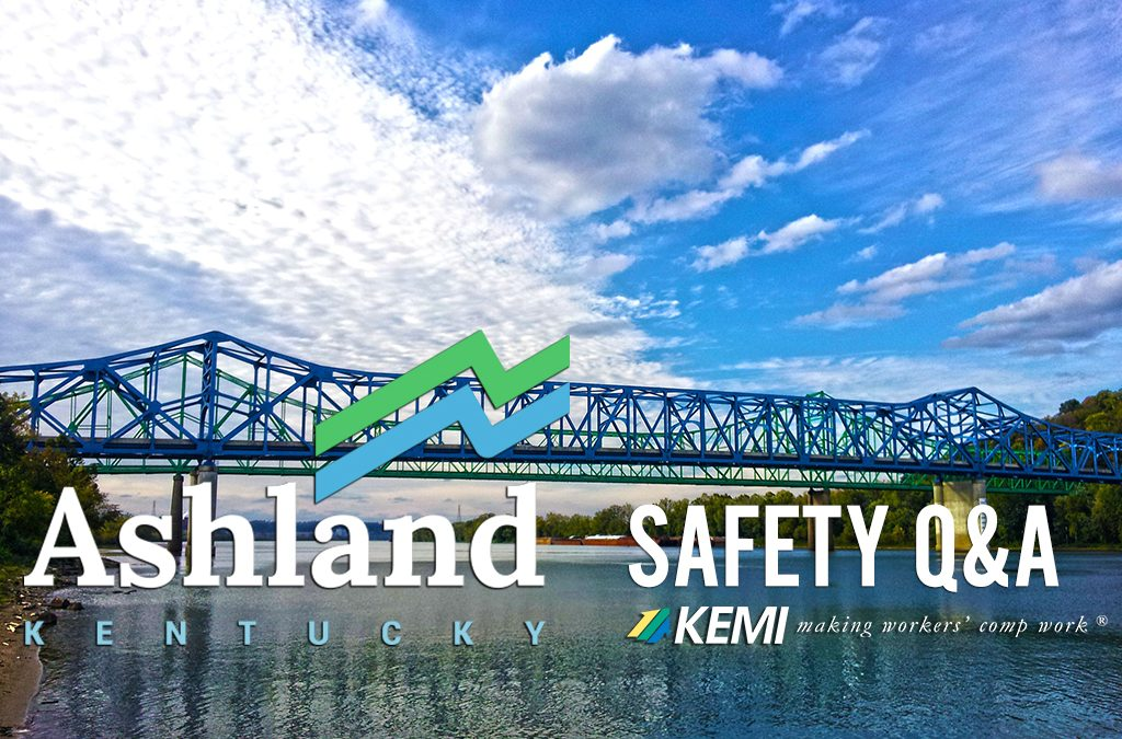 Safety Q&A with the City of Ashland