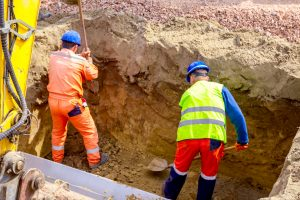 Working Safely in Trenches